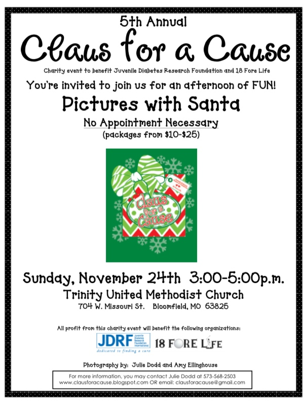 5th Annual Claus for a Cause